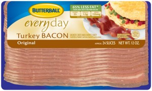 Kroger: Butterball Turkey Bacon Only $0.94!