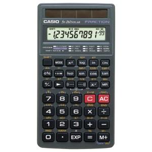 Casio fx-260 SOLAR Scientific Calculator Only $6! (reg. $15.99)