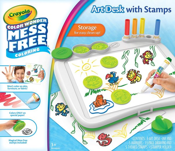Crayola Color Wonder Mess Free Coloring Desk