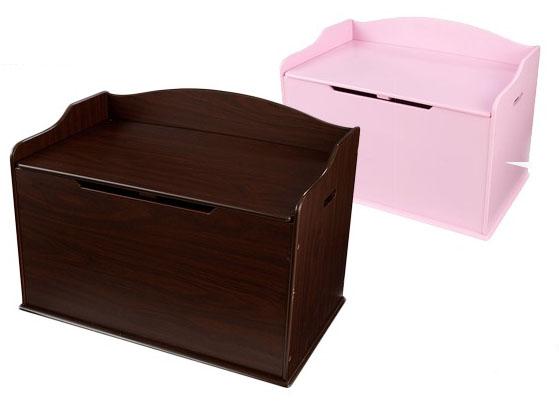 KidKraft Wooden Toy Boxes