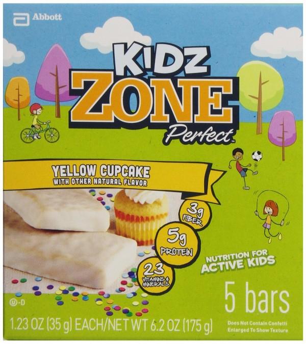 Kidz Zone Perfect Bar Multipacks