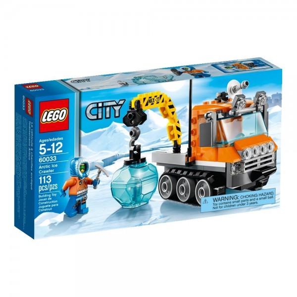 LEGO City Arctic Ice Crawler Building Toy