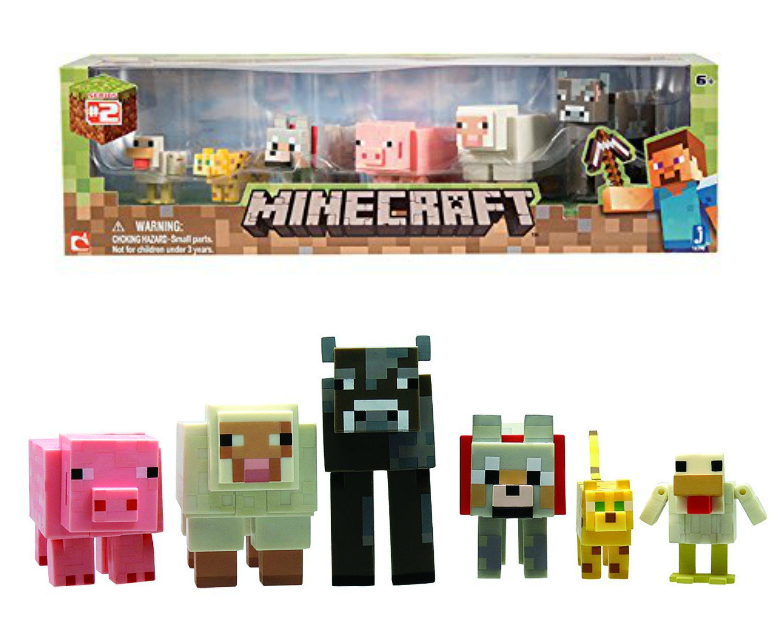 minecraft animal toys 1
