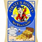 Pirate's Booty Snacks Aged White Cheddar 24 Pack as low as $0.28 a Bag SHIPPED!