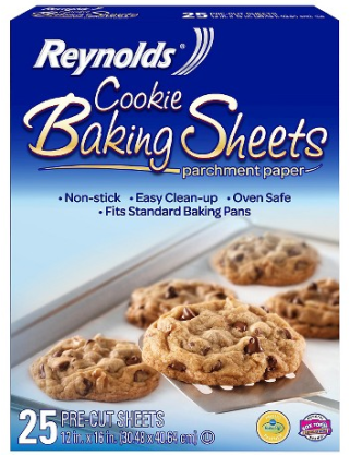 Target Reynolds Cookie Baking Sheets Parchment Paper Only