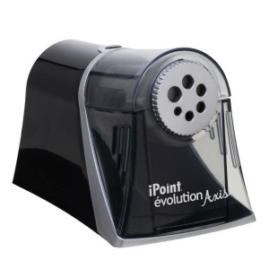 Westcott Axis iPoint Evolution Electric Heavy Duty Pencil Sharpener $24.99 – lowest price! (+more school supplies up to 80% off!)