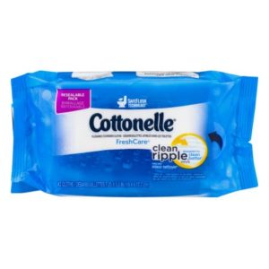 Target: Cottonelle Flushable Wipes Only $0.97!