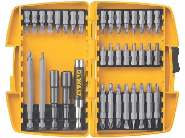 DEWALT 37-Piece Screwdriving Set with Tough Case