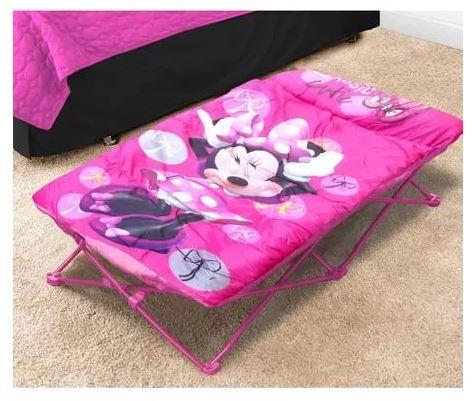Disney Minnie Mouse On-the-Go Folding Slumber Set