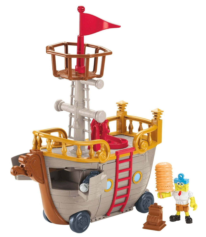 Fisher-Price Imaginext Nickelodeon SpongeBob SquarePants