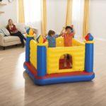 Intex Jump-O-Lene Castle Inflatable Bouncer Only $58.97!