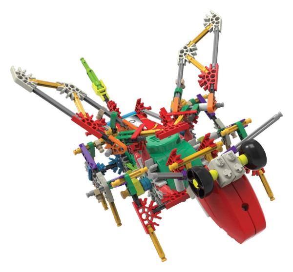 K'NEX Robo Sting Building Set