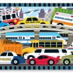Melissa & Doug Traffic Jam Floor Puzzle Only $8.75!