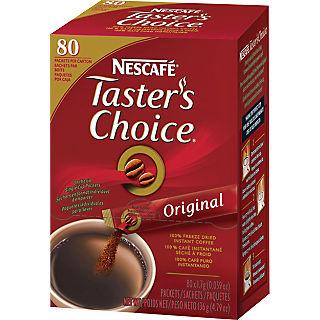 Nescafé Taster's Choice Stick Packs