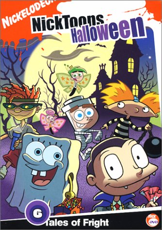 Nicktoons Halloween Tales of Fright DVD Only $5.99!