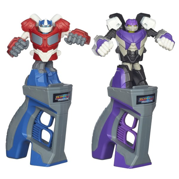 Transformers Battle Masters Fight Night Battle Set