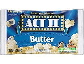 act ii popcorn single