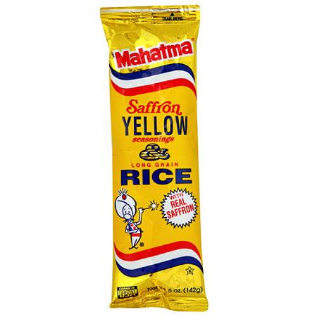 mahatma yellow rice