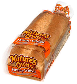 nature's own bread