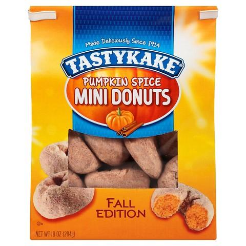 tastykake mini donuts