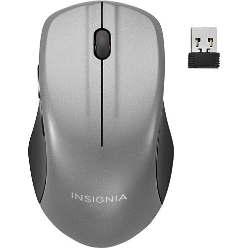 Insignia Wireless USB Optical Mouse