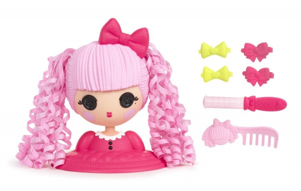 Lalaloopsy Jewel Sparkles Doll Styling Head
