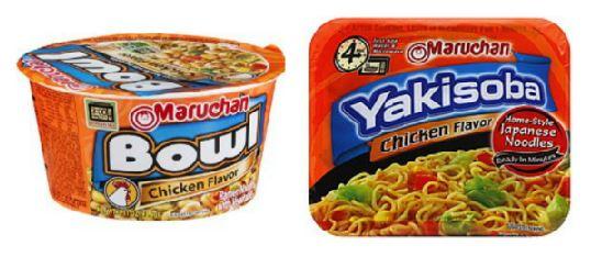 Maruchan Noodles