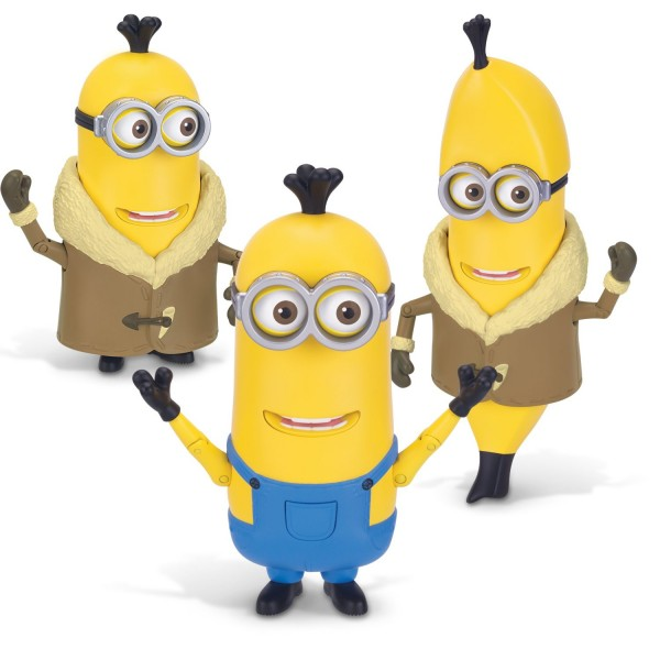 Minions Deluxe Action Figure