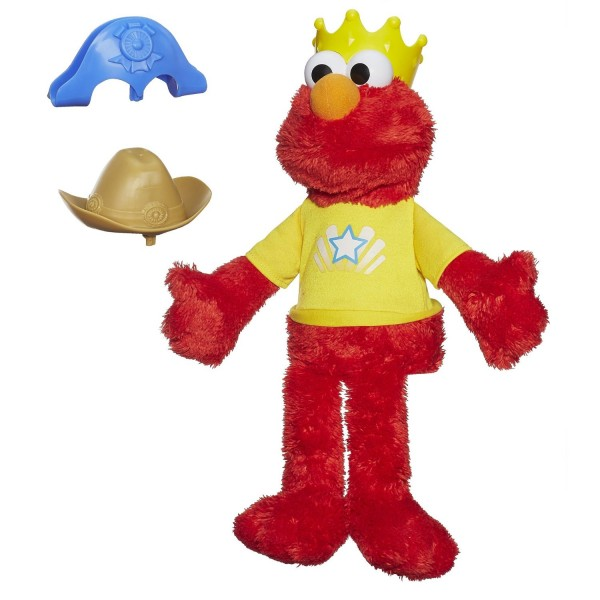 Playskool Sesame Street Let's Imagine Elmo