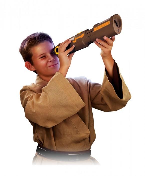 Star Wars Science - Jedi Telescope