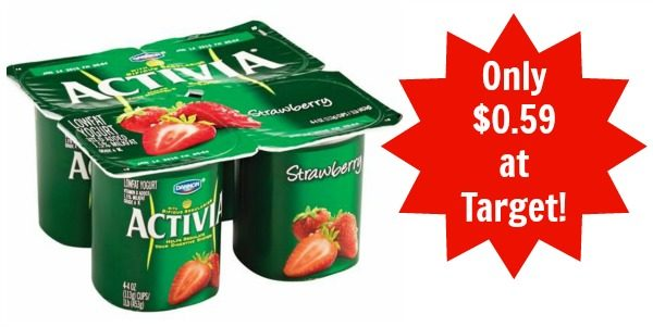 activia yogurt 4 pack