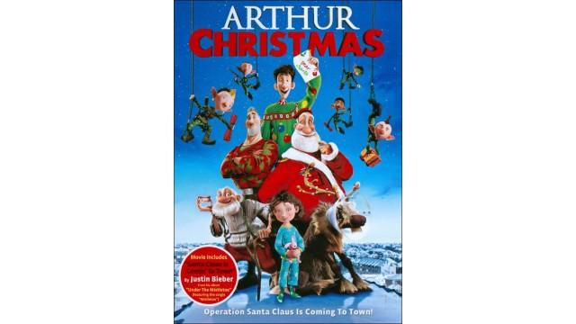 arthur christmas dvd - Become a Coupon Queen