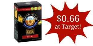 Target: Dreamfields Pasta Only $0.66