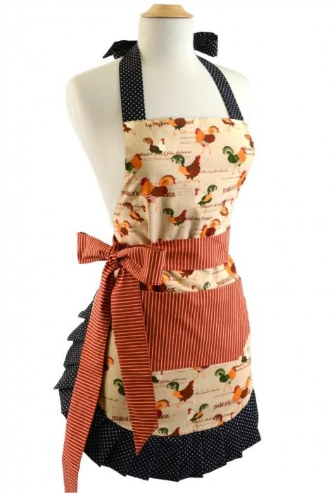 flirty aprons original rooster apron