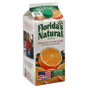 Target: Florida's Natural Orange Juice Only $0.69!