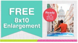 FREE 8×10 Photo from Walgreens!!