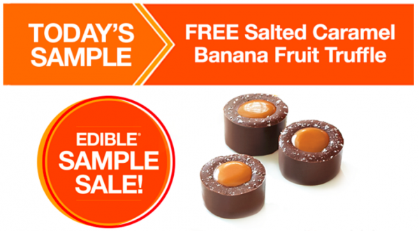 free salted caramel fruit truffles
