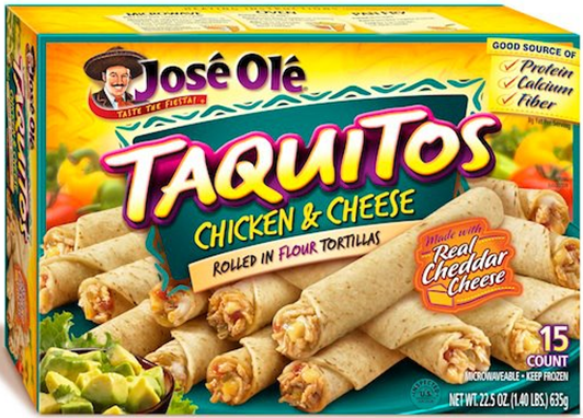 jose ole taquitos