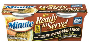 Kroger: Minute Rice Only $0.99!