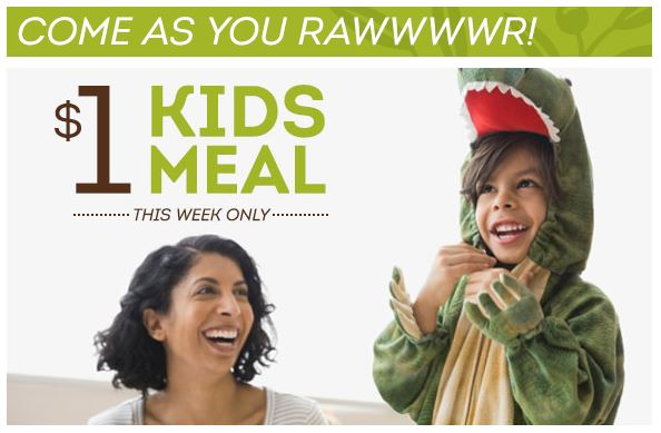 1 Kids Meals At Olive Garden Become A Coupon Queen