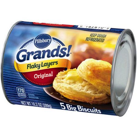 pillsbury biscuits 5 count