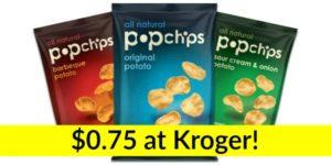 Kroger: PopChips Only $0.75!