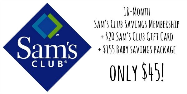 sam's club membership living social