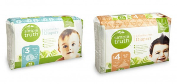simple truth diapers