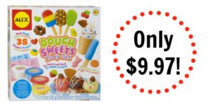 Alex Toys Dough Sweets Playset only $9.97! (Reg. $16.50)