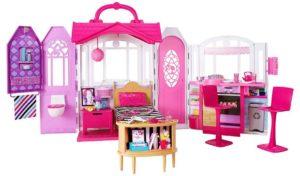 Barbie Glam Getaway House Only $34.99!