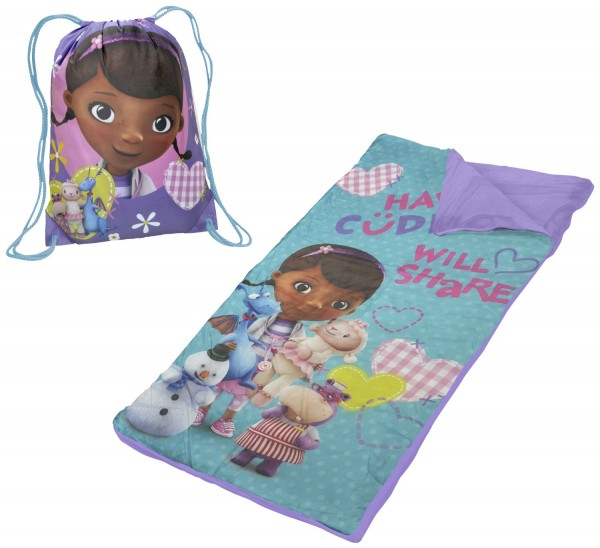 Disney Doc McStuffins Slumber Bag Set