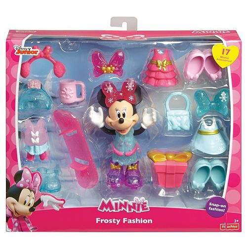 Disney's Minnie Mouse Holiday Fashion Pack by Fisher-Price