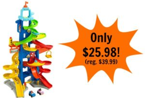 Fisher-Price Little People City Skyway Only $25.98! (reg. $39.99)