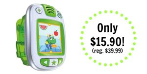 LeapFrog LeapBand Activity Tracker only $15.90! (Reg. $39.99)